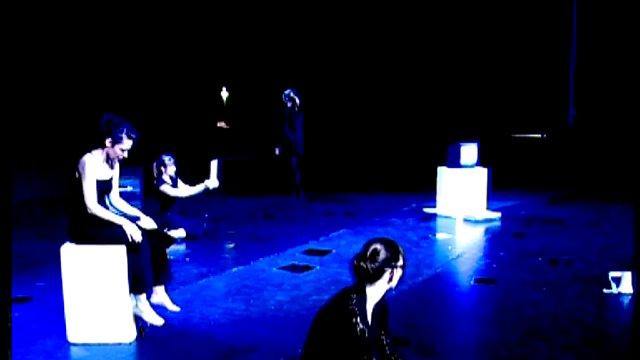 Das Theaterstück: fragmenTIERt